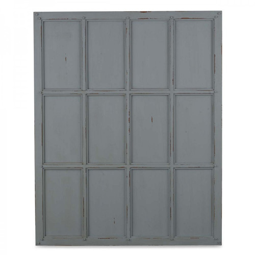 Italian Paneled Window - Size: 150H x 120W x 4D (cm)