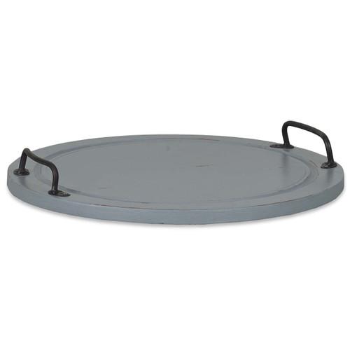 Urban Round Tray - Size: 6H x 46W x 46D (cm)