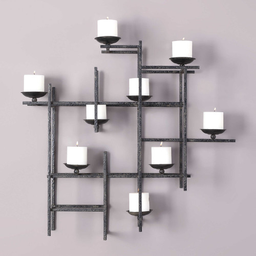 Marni Candle Sconce by Uttermost