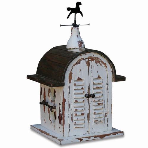Bird House C - Size: 49H x 30W x 25D (cm)