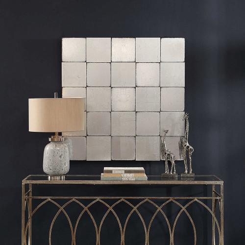 Brigid Mirrored Wall Decor by Uttermost