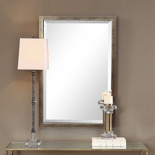 Aburay Vanity Mirror by Uttermost
