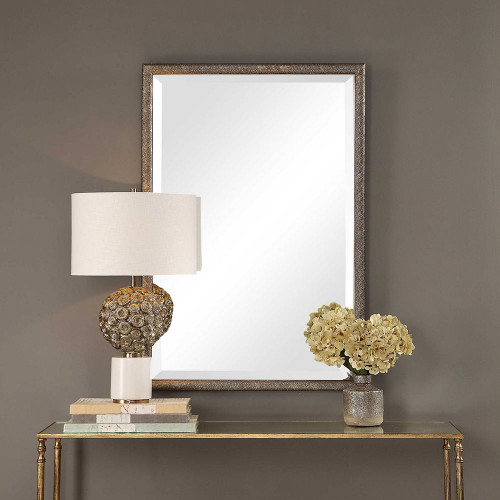 Barree Vanity Mirror by Uttermost