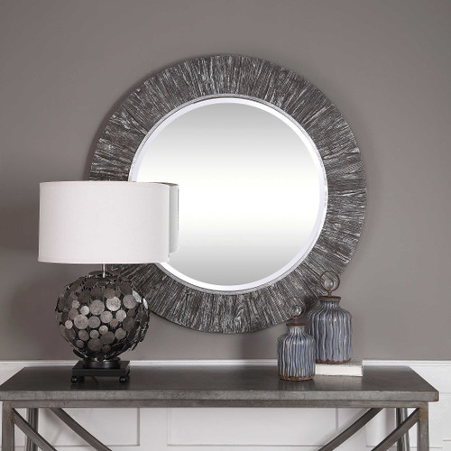 Wenton Round Mirror by Uttermost