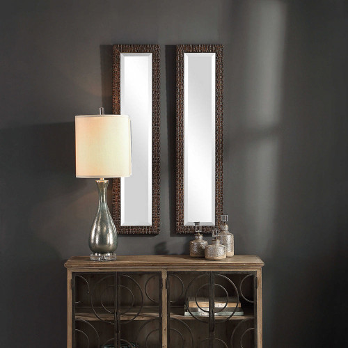 Ailani Mirrors S/2 by Uttermost