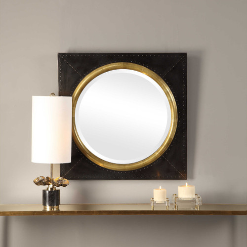 Tallik Square Mirror by Uttermost
