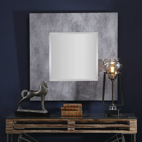 Rohan Square Mirror by Uttermost