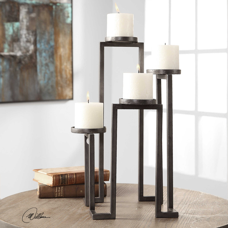 Natalie Candleholder by Uttermost