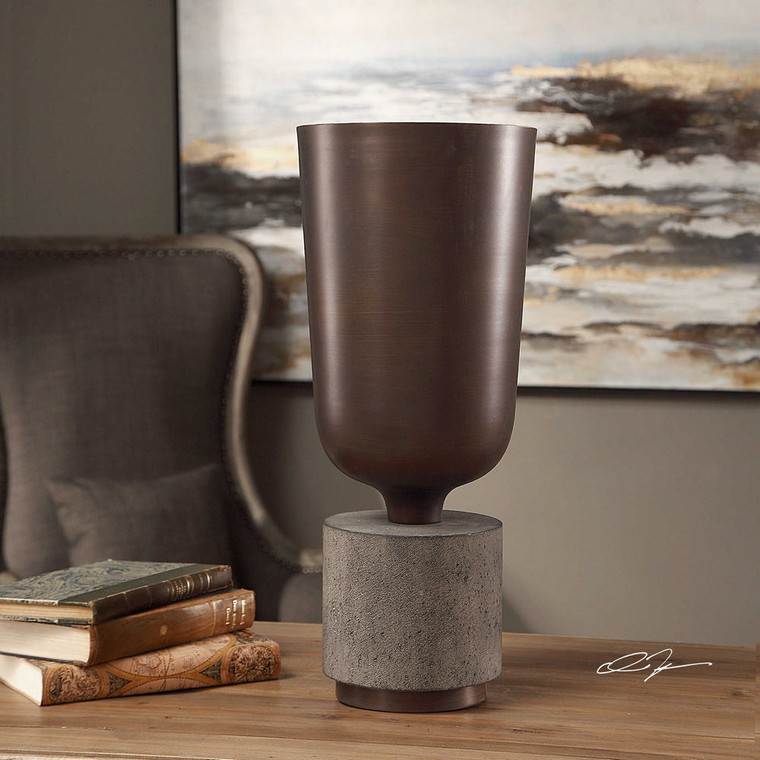 Alijah Vase by Uttermost