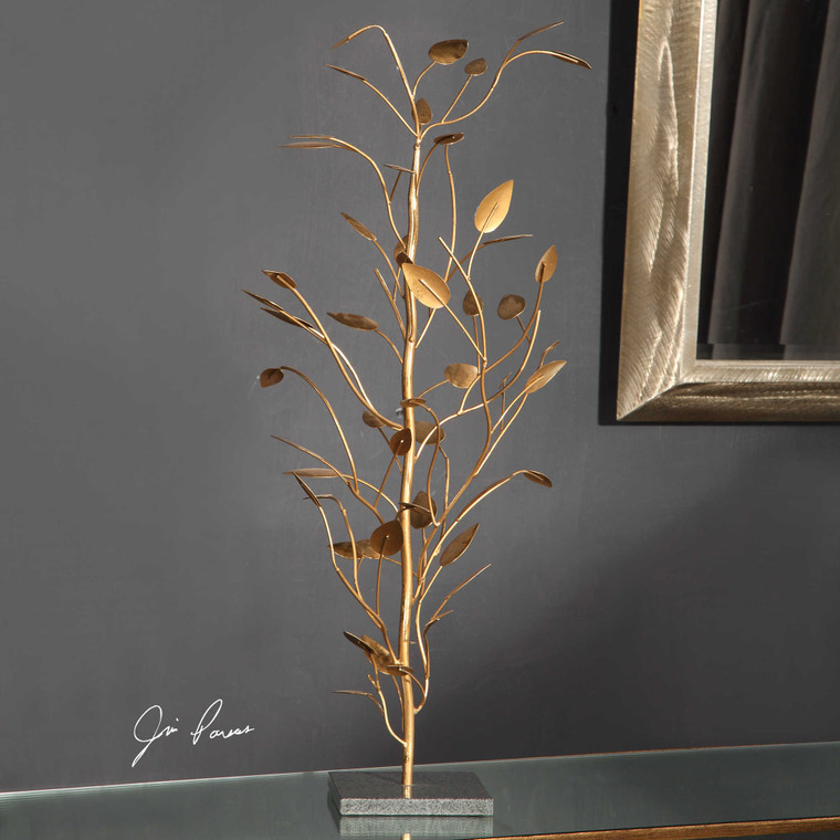 Seedling Tree Sculpture by Uttermost