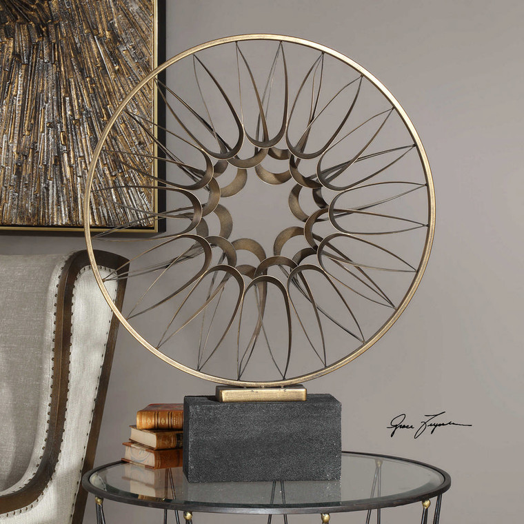 Leyla Sculpture by Uttermost
