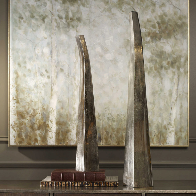 Aavya Vases S/2 by Uttermost