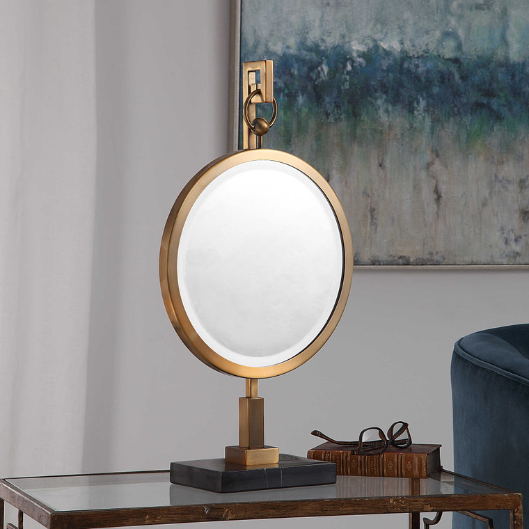 Nori Tabletop Mirror by Uttermost