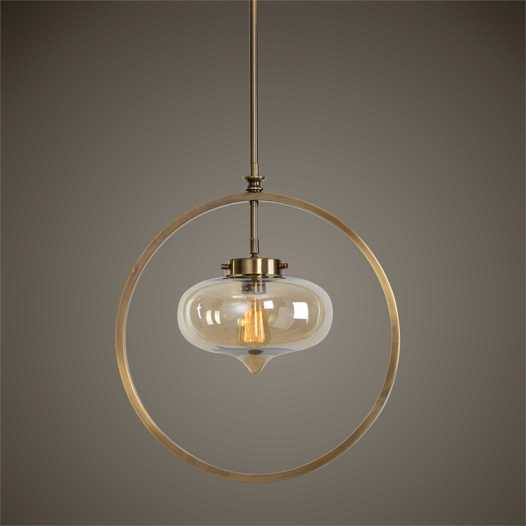 Namura 1 Lt. Mini Pendant - by Uttermost
