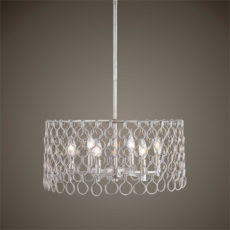 Maille 6 Lt. Pendant - by Uttermost