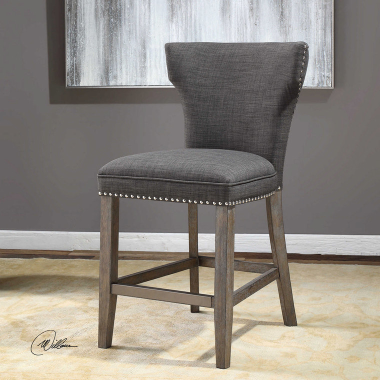 Arnaud Counter Stool by Uttermost