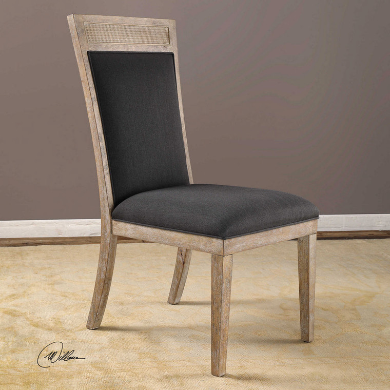 Encore Armless Chair by Uttermost