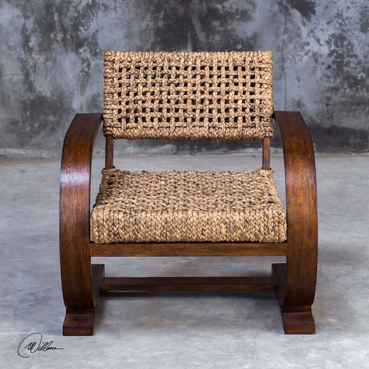 Rehema Accent Chair by Uttermost