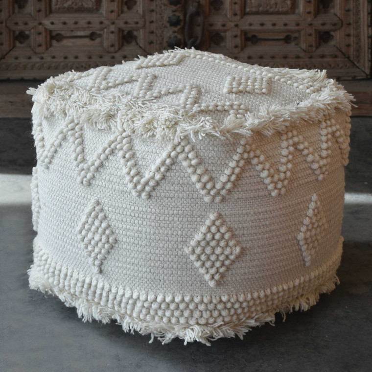 Uriah Pouf by Uttermost