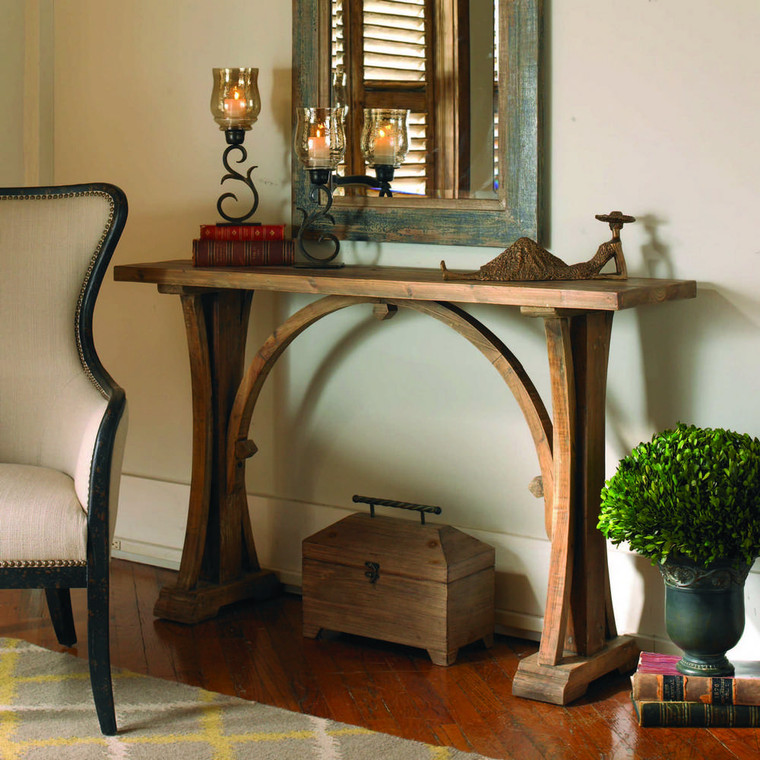 Genessis Console Table by Uttermost