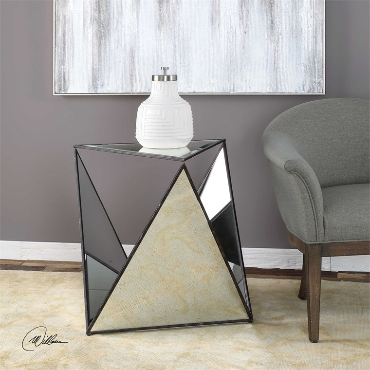 Hilaire Accent Table - by Uttermost