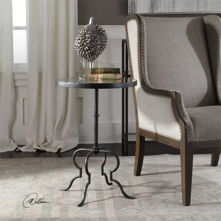 Janine Accent Table - by Uttermost