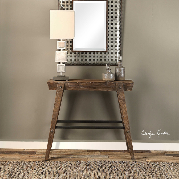 Hayes Console Table - by Uttermost