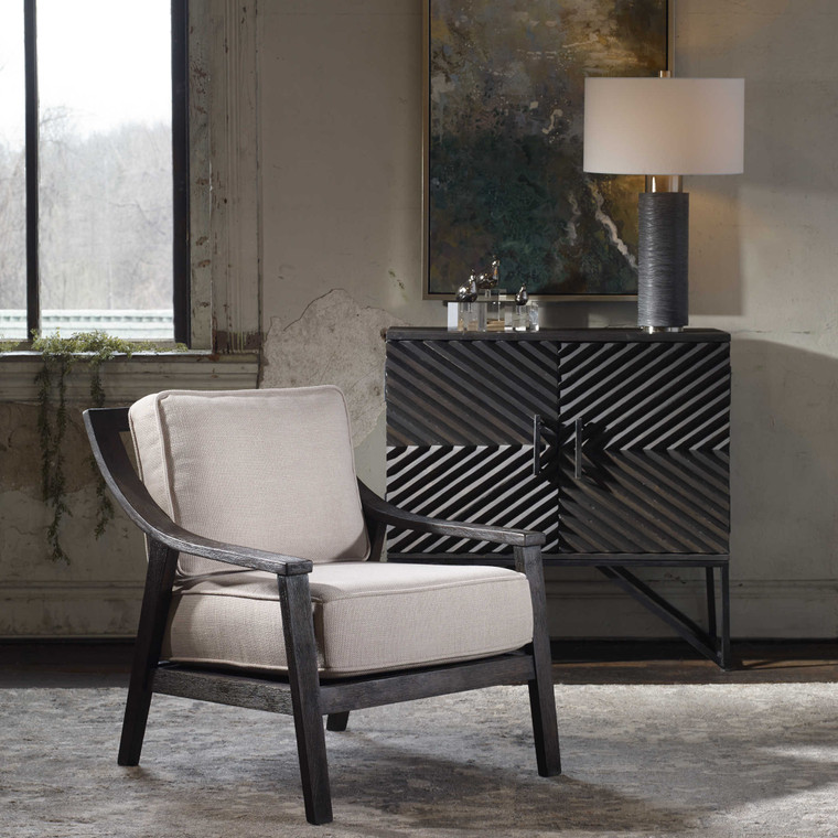 Zadie Accent Cabinet by Uttermost