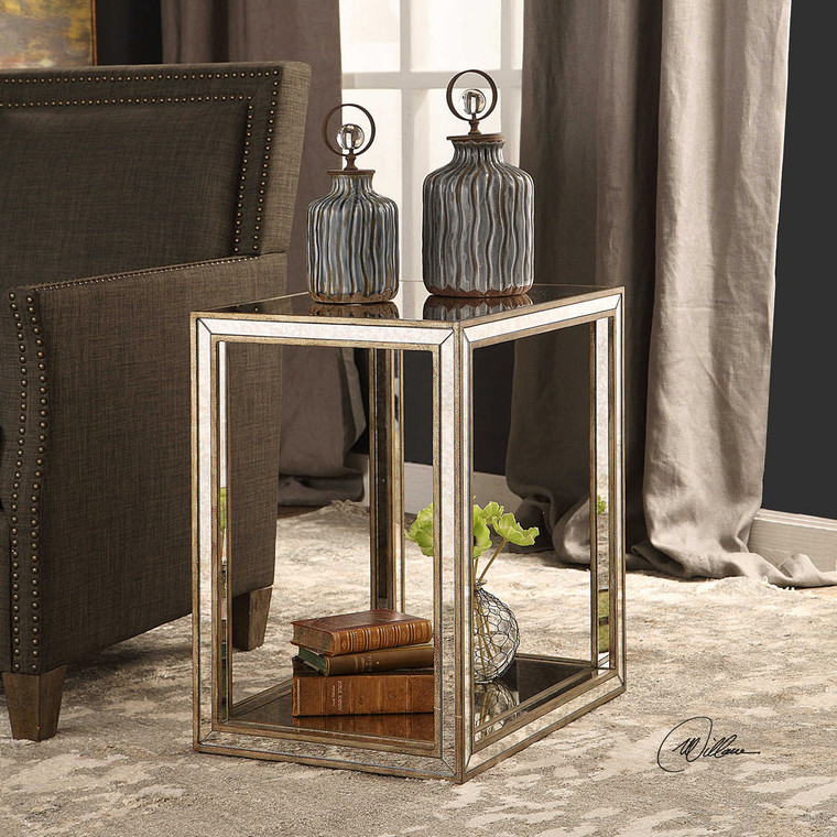Julie End Table by Uttermost