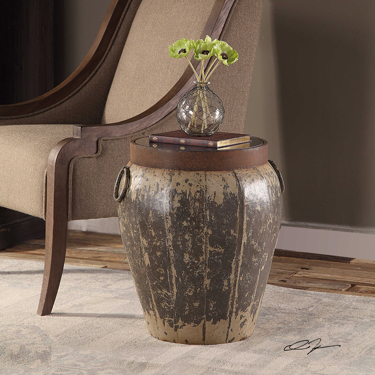 Neith Accent Table by Uttermost