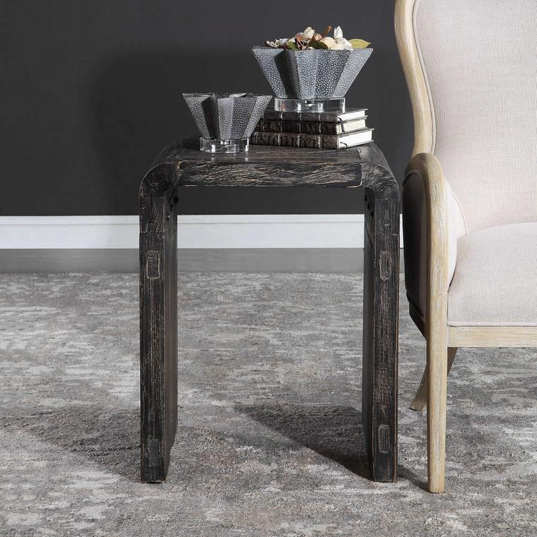 Elvin Minimalist Side Table by Uttermost