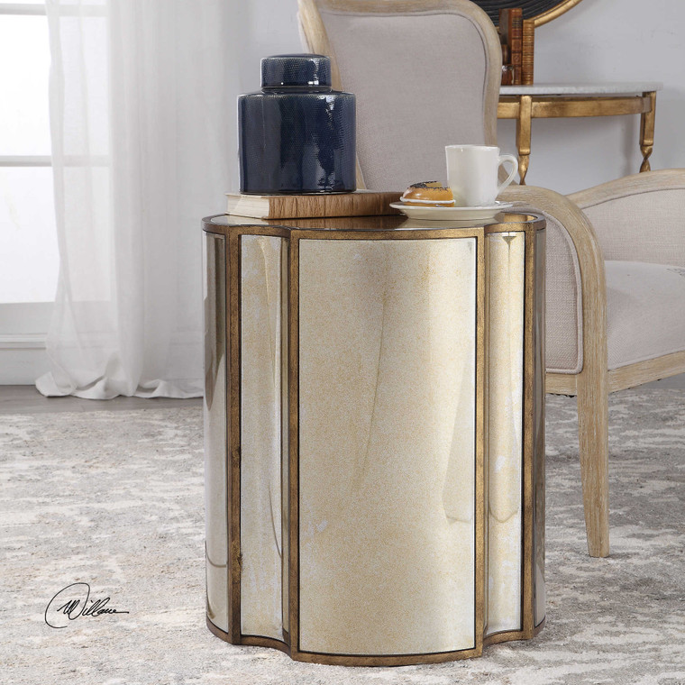 Harlow Accent Table by Uttermost