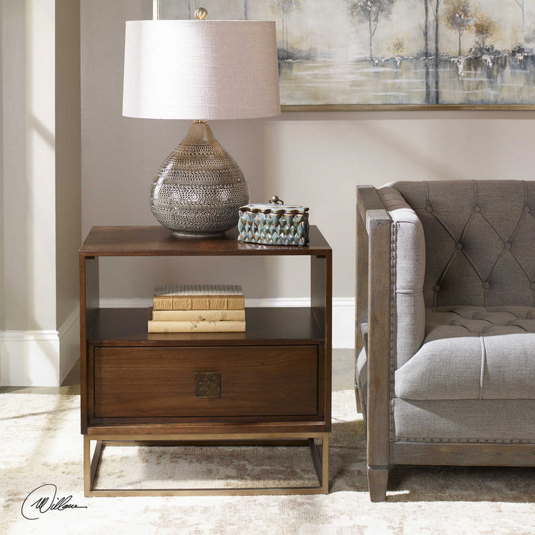 Bexley Side Table by Uttermost