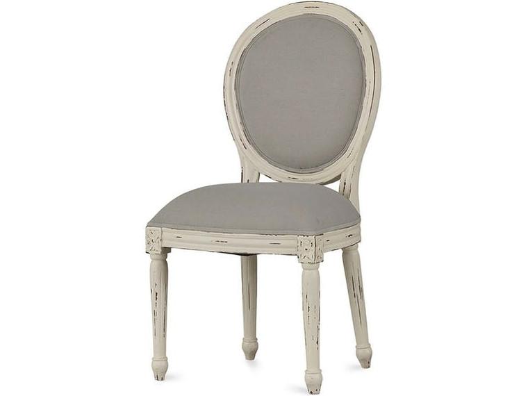 Tulip Dining Chair - Size: 101H x 51W x 61D (cm)