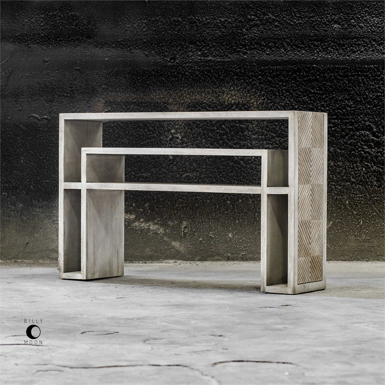 Genara Console Table - by Uttermost