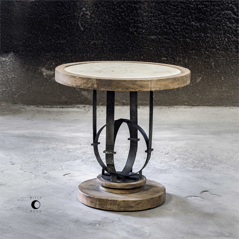 Sydney Accent Table - by Uttermost