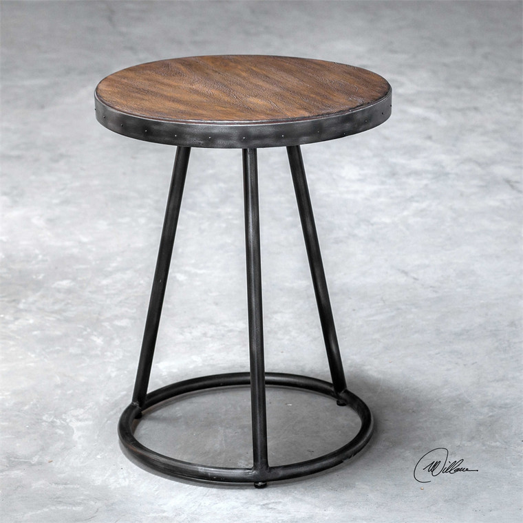 Hector Accent Table - by Uttermost