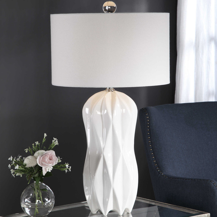 Malena Table Lamp by Uttermost