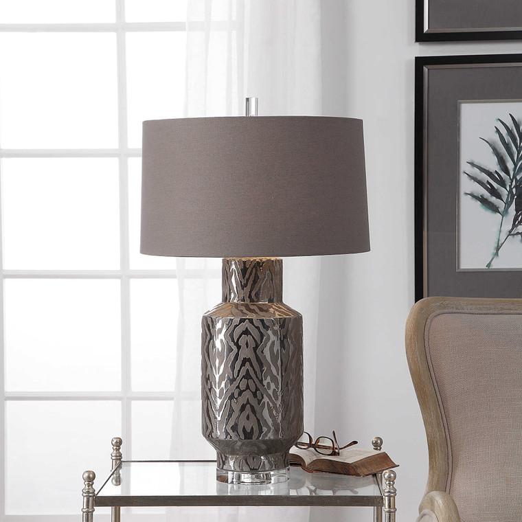 Zelda Table Lamp by Uttermost