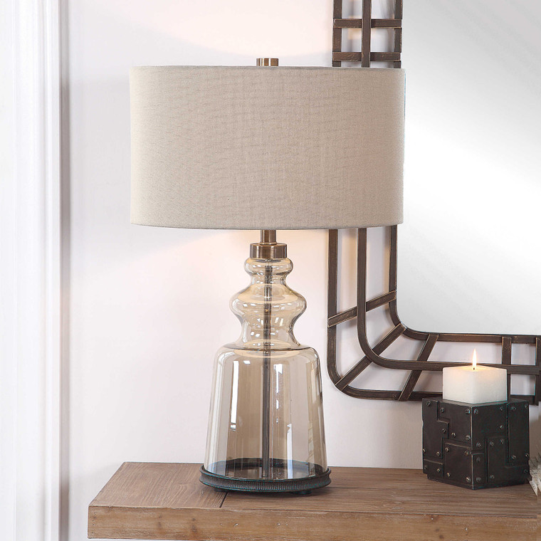 Irving Table Lamp by Uttermost