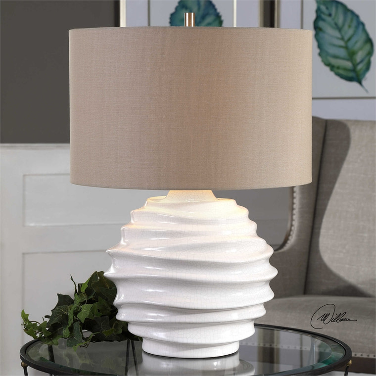 Gisasa Table Lamp - by Uttermost