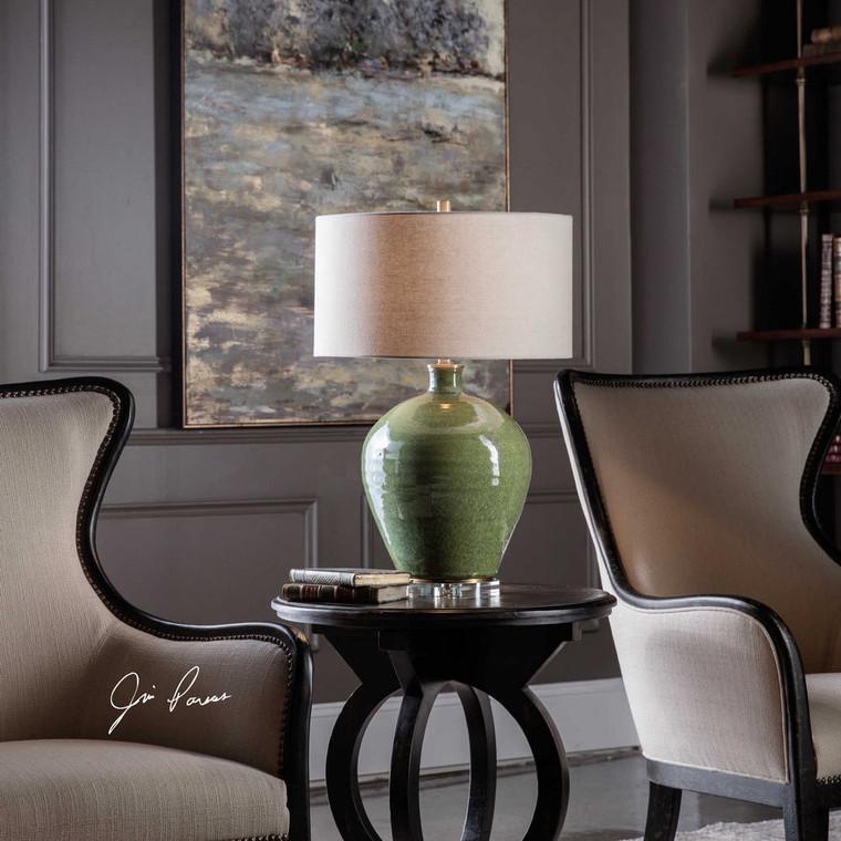 Elva Table Lamp by Uttermost