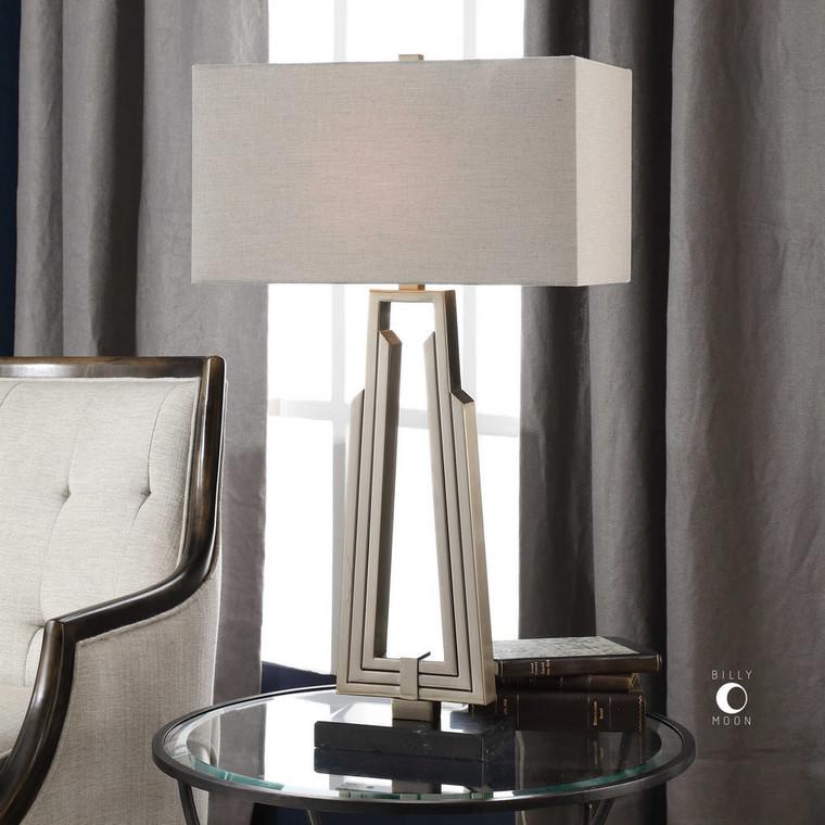 Alvar Table Lamp by Uttermost