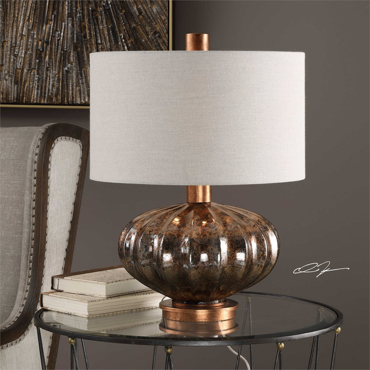 Dragley Table Lamp - by Uttermost
