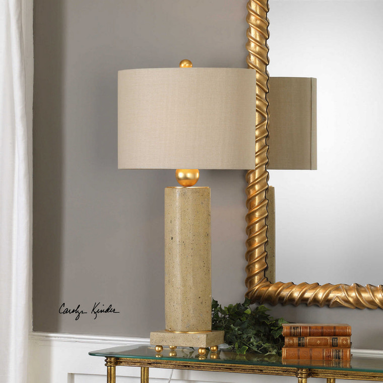 Krisel Table Lamp by Uttermost