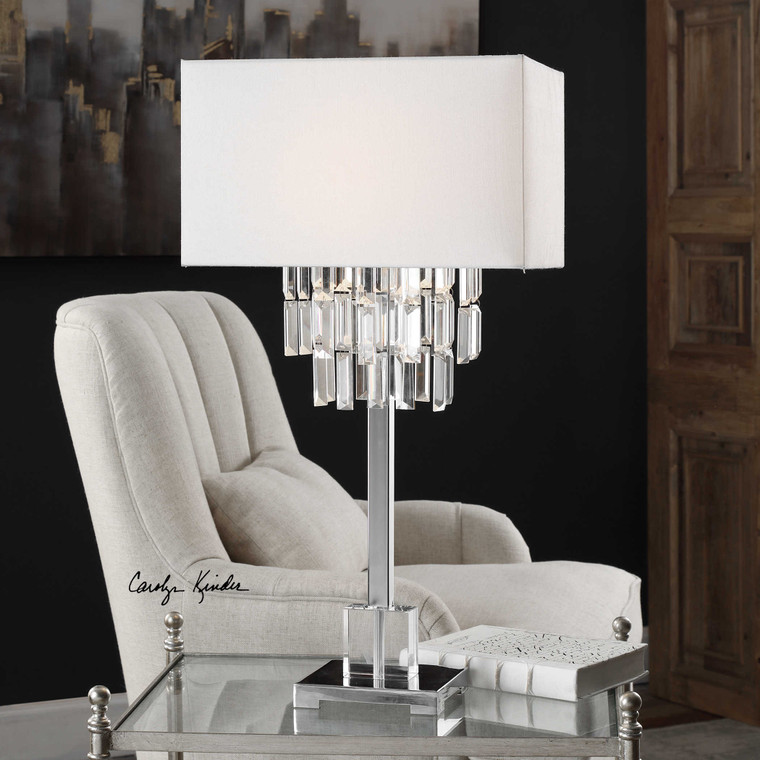 Resana Table Lamp by Uttermost