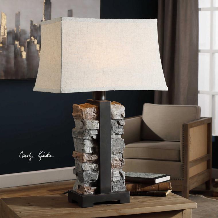 Kodiak Table Lamp by Uttermost