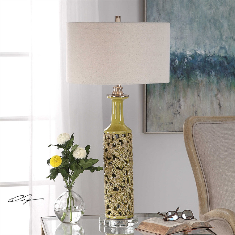 Nellie Table Lamp - by Uttermost