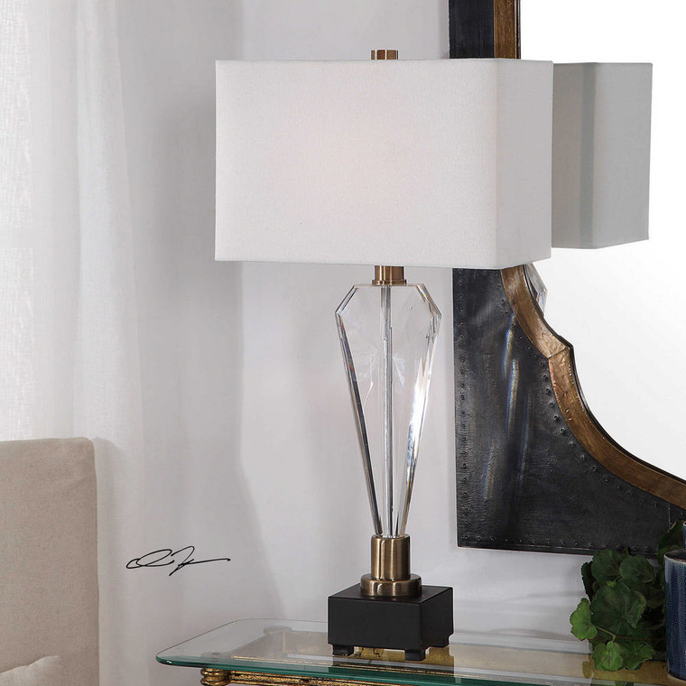 Cora Table Lamp by Uttermost
