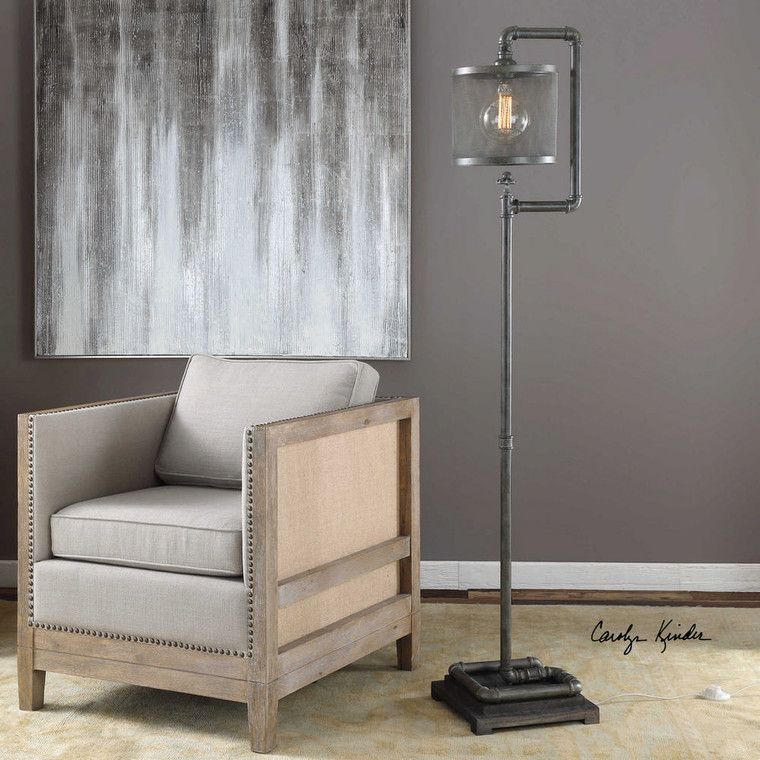 Bristow Floor Lamp by Uttermost